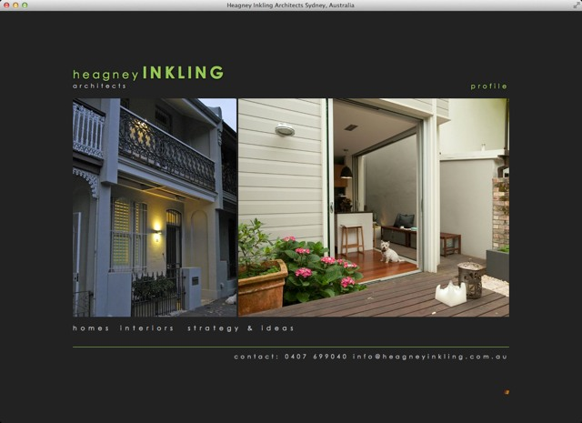 Heagney Inkling Architects