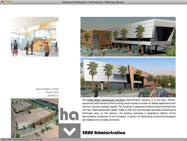 Heilman Architecture project page
