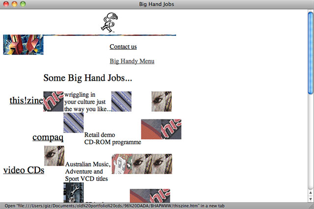 Big Hand Asia Pacific projects page