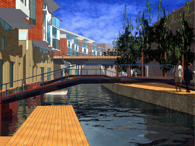 Walsh Bay rendering