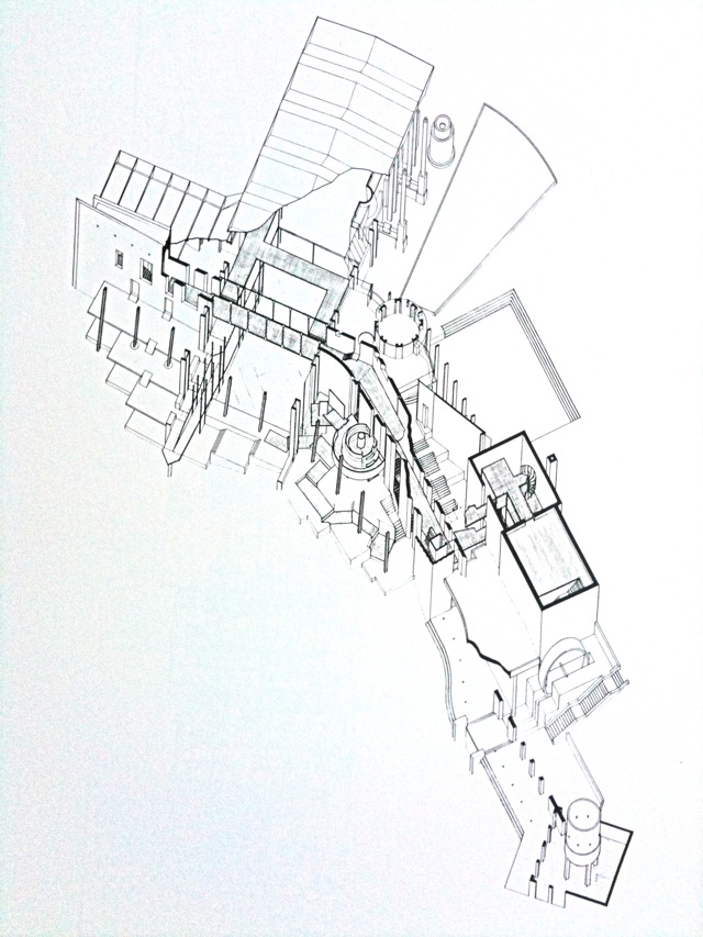 Thesis axonometric