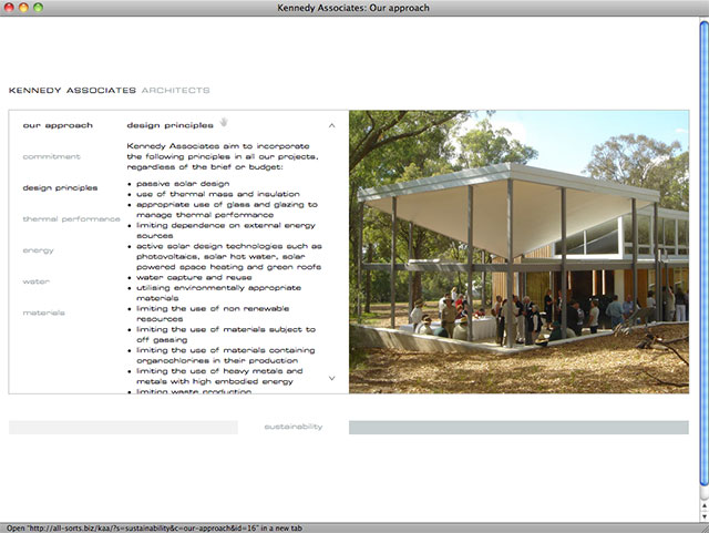 Kennedy Associates detail page