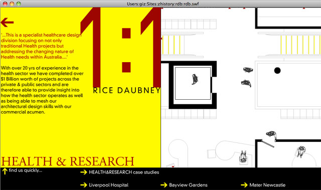Rice Daubney expertise page