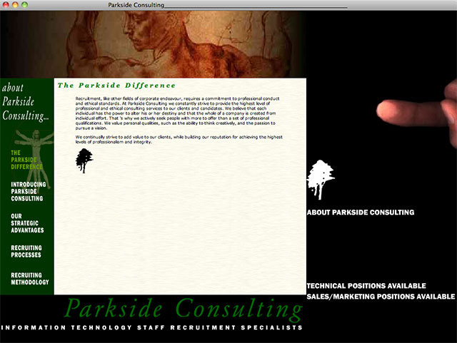 Parkside Consulting detail page