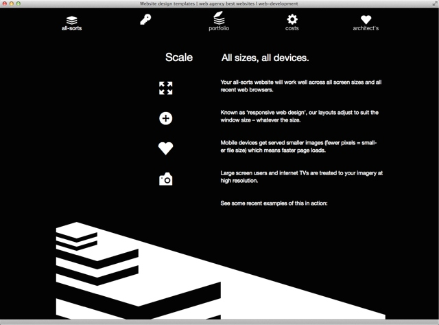 all-sorts website: scale