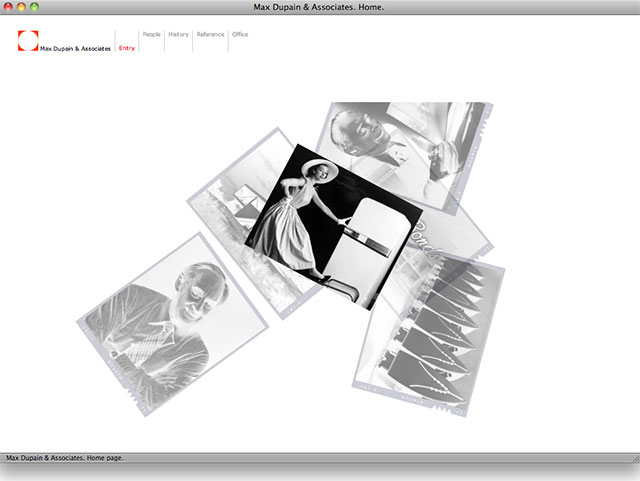 Max Dupain and Associates homepage